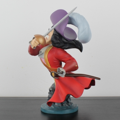 Captain Hook Grand Jester Limited Edition Grand Jester in license of Walt Disney