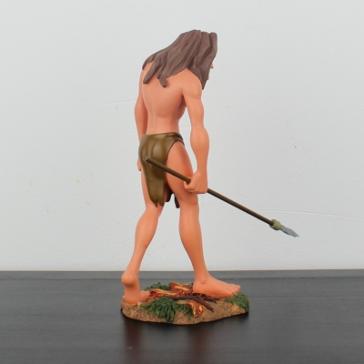 Vintage Tarzan statue