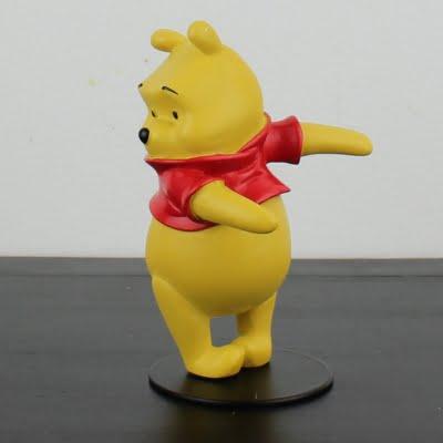 Winnie the Pooh 5 inch statue