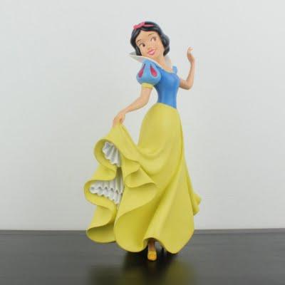 Vintage Snow White statue