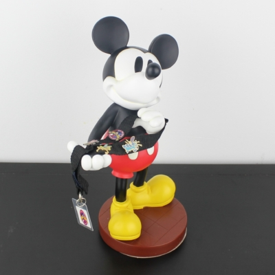 Mickey Mouse pin holder statue
