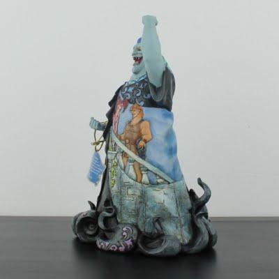 Hades statue by Jim Shore