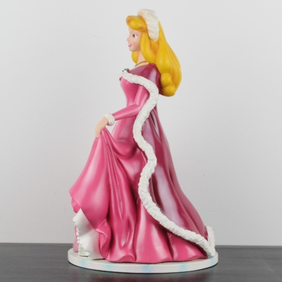 Vintage Sleeping Beauty statue