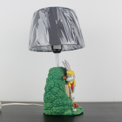 Bugs Bunny playing golf lamp by Figi Graphics