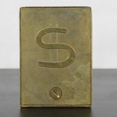 Vintage Donald Duck money box by GATCO