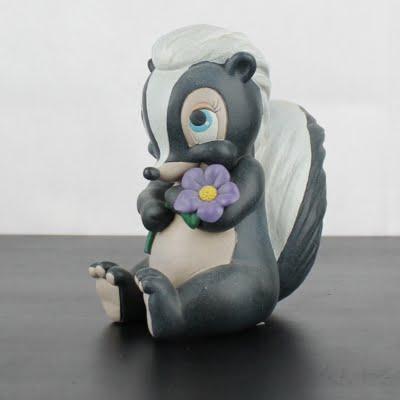 Flower Epcot Flower Garden statue