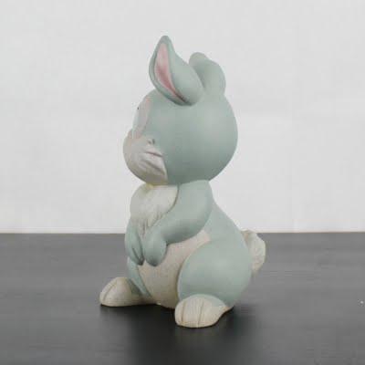Thumper Epcot Flower Garden statue