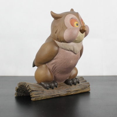 Owl statue Epcot Flower Garden Festival