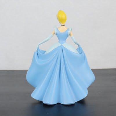Vintage Cinderella statue