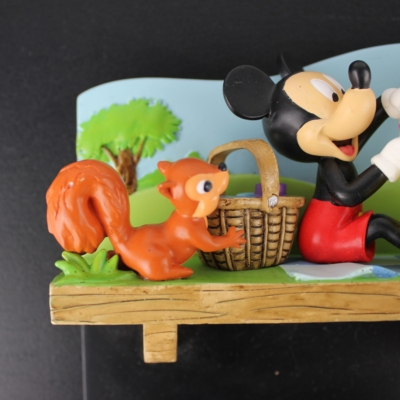 Mickey and Minnie Mouse chalkboard