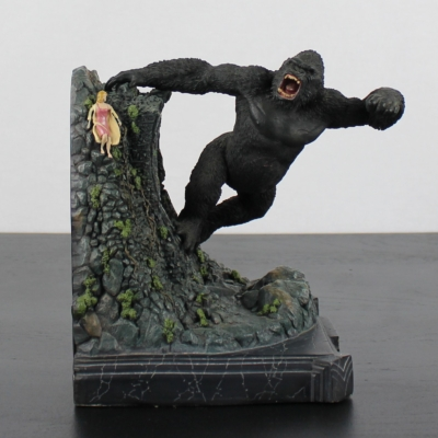 King Kong WETA bookends