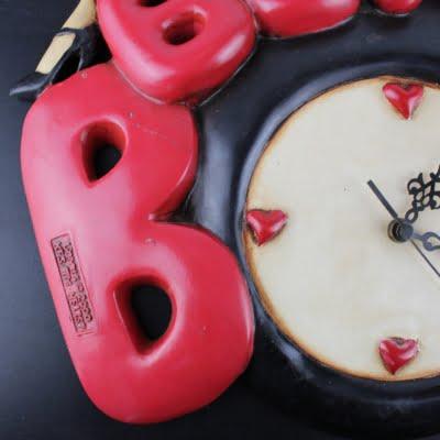 Vintage Betty Boop Wall Clock