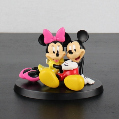 Vintage Mickey and Minnie Mouse by Walt Disney