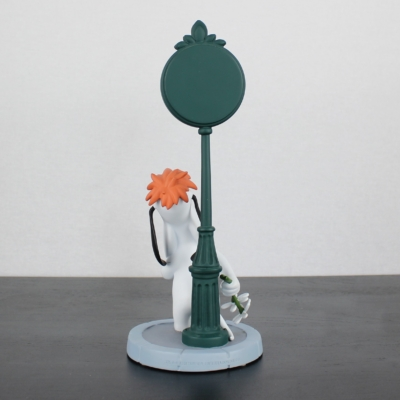 Vintage, sculptured Droopy clock by Demons and Merveilles