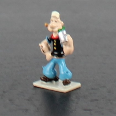 Vintage Popeye miniature by Pixi in license of Turner Entertainment