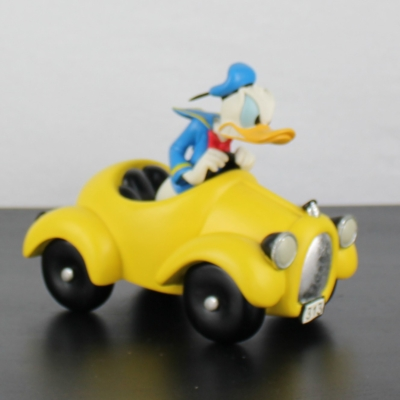 Donald Duck in his 313 by Peter Mook
