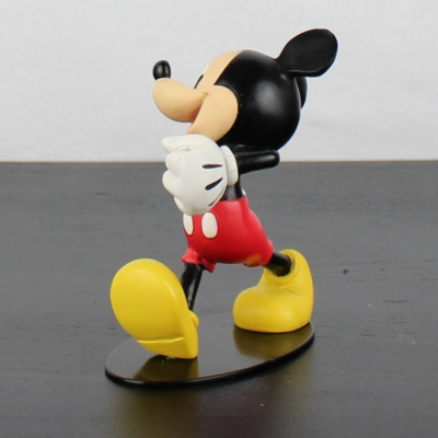 Vintage Mickey Mouse 5 inch statue by Walt Disney