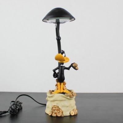 Daffy Duck lamp by Casal in license of Warner Bros.
