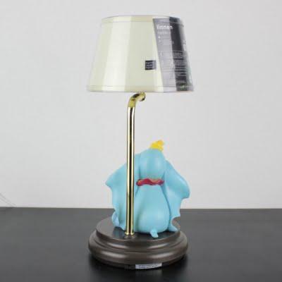 Dumbo lamp by Superfone in license of Walt Disney