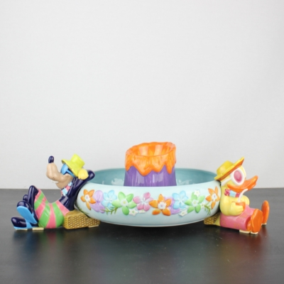 Mickey mouse, Donald Duck and Goofy snack bowl by Walt Disney