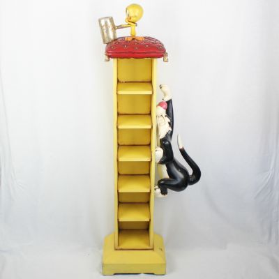 Tweety and Sylvester CD rack by Warner Bros