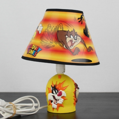 Looney Tunes lamp by Spearkmark Int L in license of Warner Bros.