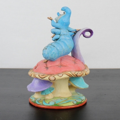 Caterpillar ''Who are you'' by Jim Shore for Enesco license of Walt Disney