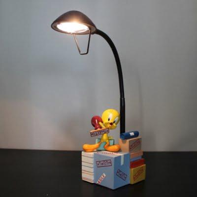Tweety lamp by Avenue Of The Stars in license of Warner Bros.