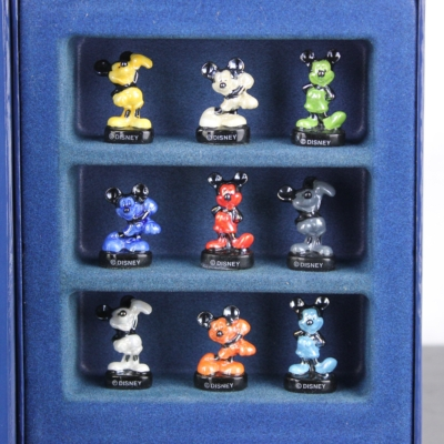 Vintage colourfull Mickey Mouse by Pixi in license of Walt Disney