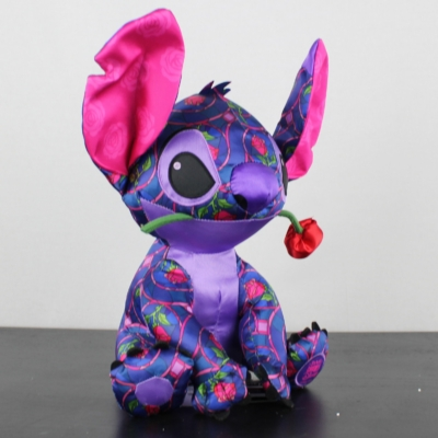 Stitch Crashes - Beauty and the Beast pluche by Walt Disney