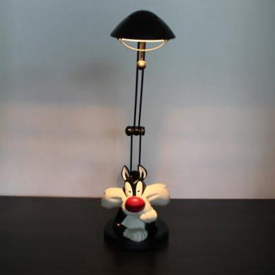 Sylvester lamp by Casal in license of Warner Bros.
