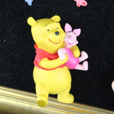 Winnie The Pooh And Friends ''Nothing warms the heart like friendship'' by Jie Art in license of Walt Disney