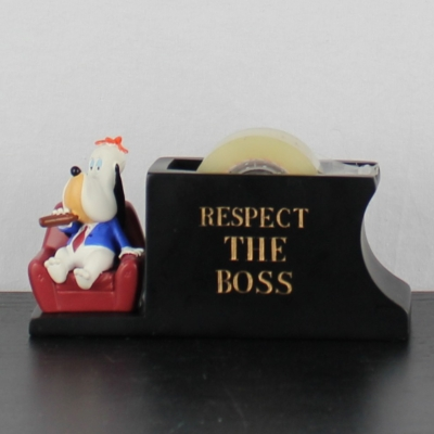 Vintage Droopy tape dispenser by Avenue of the Stars in license of Turner Entertainment