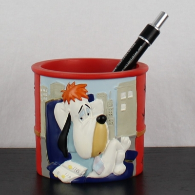 Vintage Droopy pen tray by Avenue of the Stars in license of Turner Entertainment