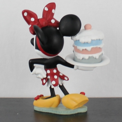 Angry Minnie Mouse statue by Demons and Merveilles in license of Walt Disney