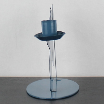 Vintage, metal Droopy candle holder by Turner Entertainment