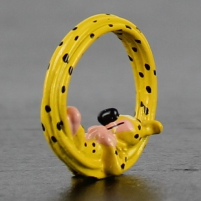 Marsupilami miniature by Pixi