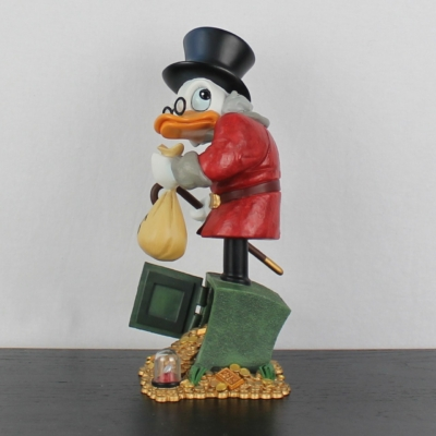 Scrooge McDuck limited edition Grand Jester