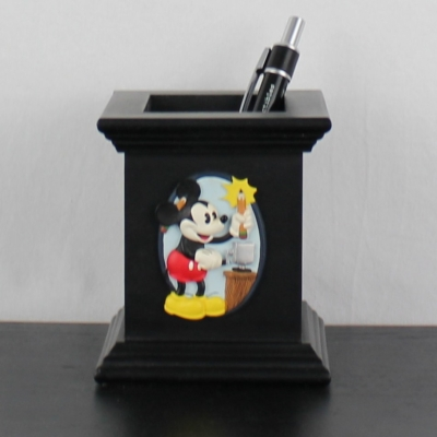 Vintage Mickey Mouse pen container by Figi Graphics