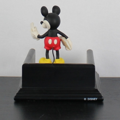 Vintage Mickey Mouse paper container by Figi Graphics
