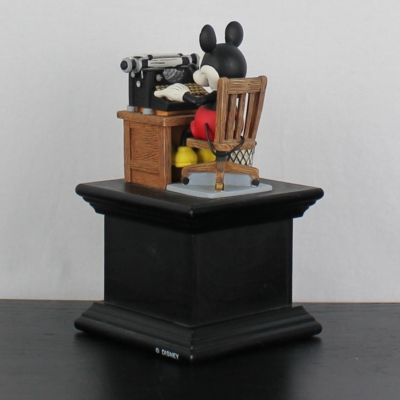 Vintage Mickey Mouse storage container by Figi Graphics