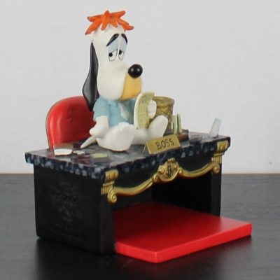 Vintage Droopy paper tray by Avenue of the Stars in license of Turner Entertainment