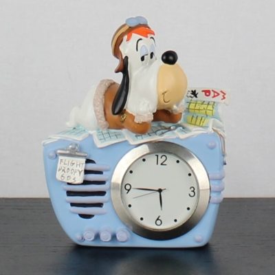 Vintage Droopy Desk desk clock by Avenue of the Stars in license of Turner Entertainment