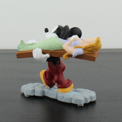 Mickey Mouse ''Boat builders'' by Demons and Merveilles