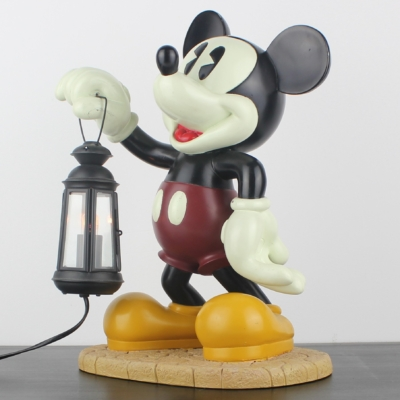Big Polyresin statue of Mickey Mouse