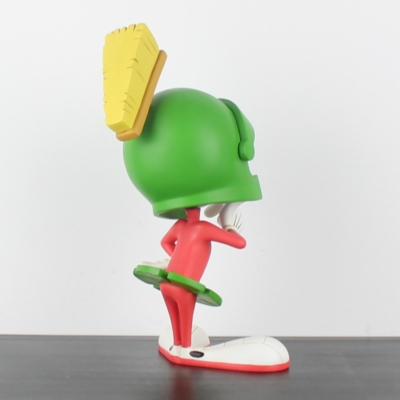Marvin the Martian statue by Warner Bros