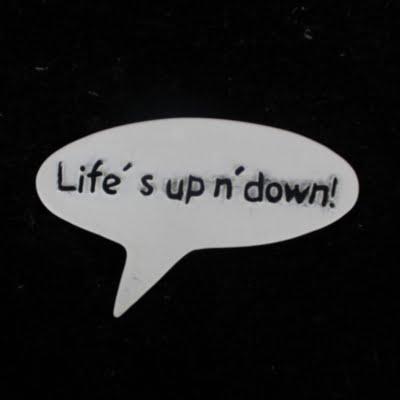 Goofy Life 's up N' down by Jie Art in license of Walt Disney
